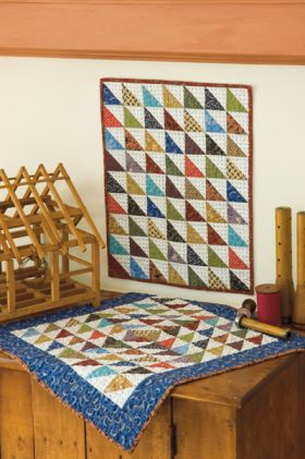 Martingale - Waste Not, Want Not Quilt ePattern