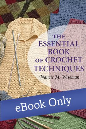 Martingale - The Essential Book of Crochet Techniques eBook
