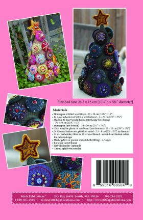 Martingale - Macaroon Christmas Tree Pattern