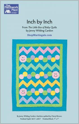 Martingale - Inch by Inch Quilt ePattern