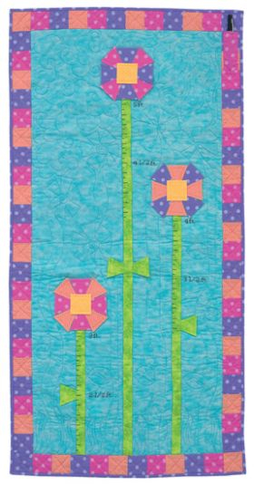 Martingale - Watch Me Grow! Quilt ePattern