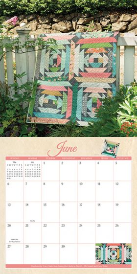 Martingale - 2021 That Patchwork Place Quilt Calendar