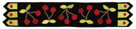 Martingale - Cherries Wool Table Runner ePattern