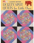 Martingale - Lickety-Split Quilts for Little Ones (Print version + eBook bundle)