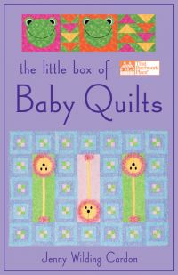 Martingale - The Little Box of Baby Quilts eBook