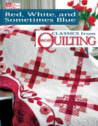 Martingale - Red, White, and Sometimes Blue (Print version + eBook bundle)