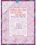 Martingale - Follow-the-Line Quilting Designs Volume 3