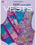 Martingale - Easy Reversible Vests, Revised Edition