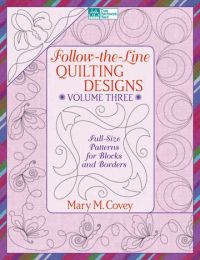 Follow-the-Line Quilting Designs Volume 3