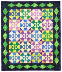 Martingale - Kaleidoscope Paper Piecing (Print version + eBook bundle)