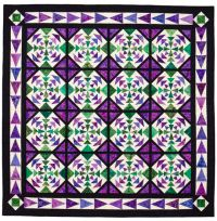 Martingale - Kaleidoscope Paper Piecing