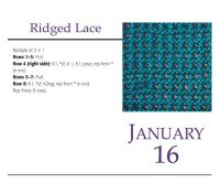 Martingale - 365 Knitting Stitches a Year