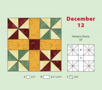 Martingale - Quilter's Block-a-Day Calendar