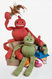 Martingale - The Big Book of Knitted Monsters (Print version + eBook bundle)