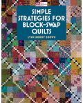 Martingale - Simple Strategies for Block-Swap Quilts (Print version + eBook bund