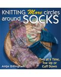 Martingale - Knitting More Circles around Socks (Print version + eBook bundle)