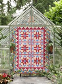 Martingale - Fast, Fusible Flower Quilts (Print version + eBook bundle)