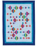 Martingale - Jelly Fish Quilt ePattern