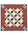 Martingale - Americana Nine Patch Quilt ePattern
