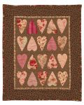 Martingale - Maple Sugar Hearts Quilt ePattern