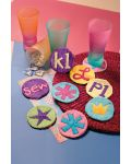 Martingale - Party It Up Coasters ePattern