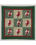 Baby's First Christmas quilt ePattern