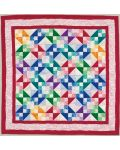 Martingale - Over the Rainbow Quilt ePattern