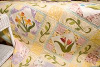 Martingale - Spring Is Sprung Quilt ePattern