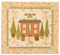 Martingale - Under the Tuscan Sun Quilt ePattern