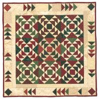 Martingale - Christmas Goose Quilt ePattern