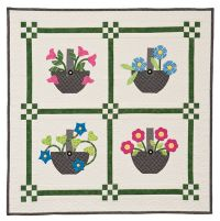 Martingale - Gathered from the Garden Quilt ePattern