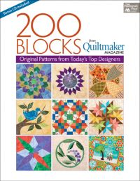 Martingale - 200 Blocks from Quiltmaker Magazine