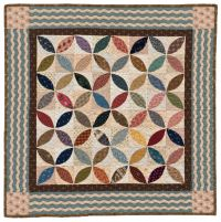 Martingale - Orange Peel Quilt ePattern