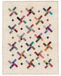 Martingale - Four-Patch Pinwheels Wall Quilt ePattern