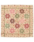 Martingale - Summer Feathered Star Quilt ePattern