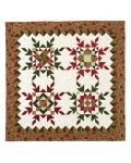 Martingale - Feathered Foursome Quilt ePattern