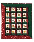 Martingale - Watching for Santa Table Topper ePattern