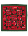 Martingale - Holly Stars Quilt ePattern