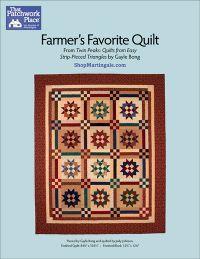 Martingale - Farmer's Favorite Quilt ePattern