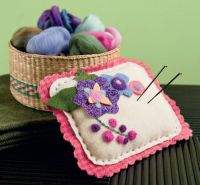 Martingale - Needle Felting with Cotton and Wool eBook