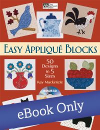 Easy Applique Blocks