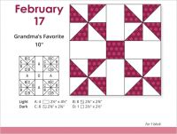 Martingale - 365 Quilt-Block Patterns: Perpetual Calendar
