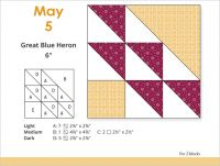 Martingale - 365 Quilt-Block Patterns Perpetual Calendar