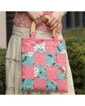 Martingale - Tropical Vintage Patchwork Bag ePattern