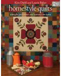 Martingale - Homestyle Quilts (Print version + eBook bundle)