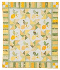 Lemon Twist quilt