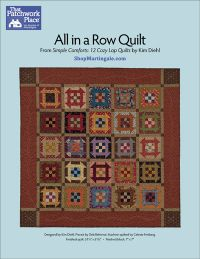 Martingale - All In A Row Quilt ePattern