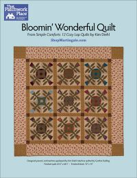 Martingale - Bloomin' Wonderful Quilt ePattern