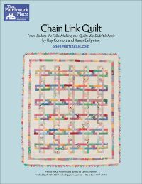 Martingale - Chain Link Quilt ePattern