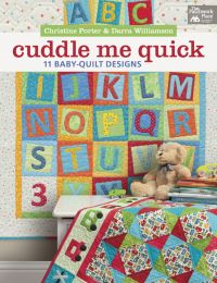 Cuddle Able Quilts For Baby Stitch This The Martingale Blog